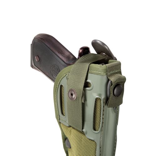Bianchi Hip Holster Thumb Snap System for Semiautomatic