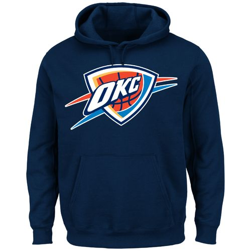 Majestic Men's Oklahoma City Thunder Tek Patch™ Hoodie