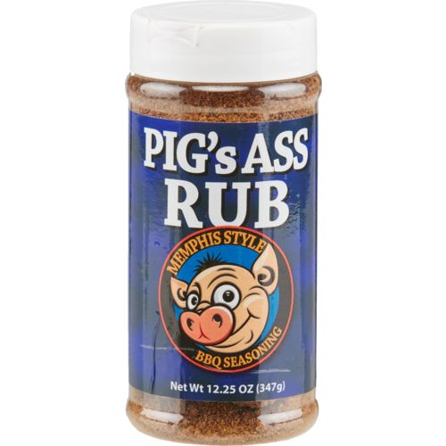 Display product reviews for BBQ Spot Pig's Ass 13 oz. Barbecue Rub