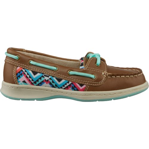 Austin Trading Co.™ Girls' Skysail Boat Shoes