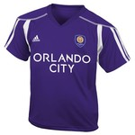 adidas Boys' Orlando City SC Call Up Jersey - view number 1