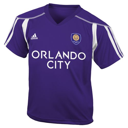 adidas Boys' Orlando City SC Call Up Jersey