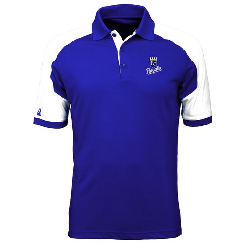 Antigua Men's Kansas City Royals Century Polo Shirt