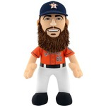 "Bleacher Creatures™ Houston Astros Dallas Keuchel #60 10"" Plush Figure"