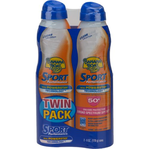 Banana Boat® 12 oz. Sport SPF 50 Sunscreen 2-Pack