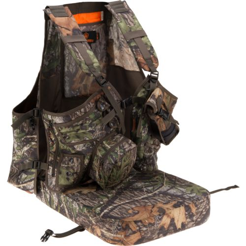 Game Winner® Men's Camo Deluxe Strap Turkey Vest
