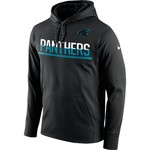 Nike Men's Carolina Panthers Circuit Pullover Hoodie