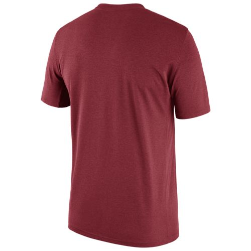 Nike™ Men's University of Arkansas Legend Authentic T-shirt - view number 2