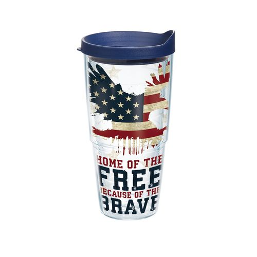 Tervis Home of the Free 24 oz. Tumbler with Lid