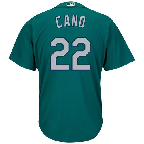 Majestic Men's Seattle Mariners Robinson Cano #22 Cool Base Replica Jersey - view number 1