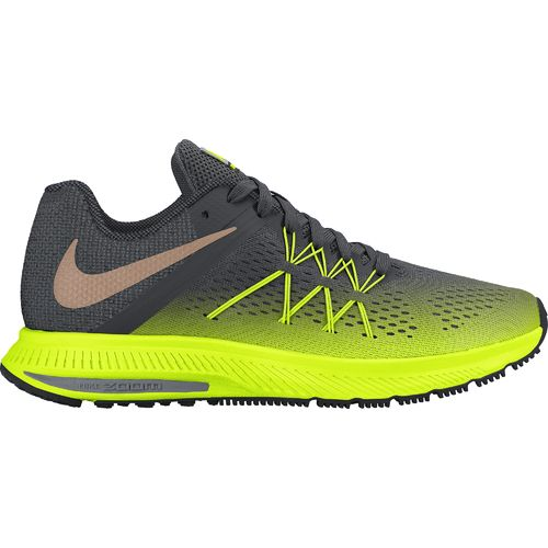 Nike™ Men's Air Zoom Winflo 3 Shield Running Shoes