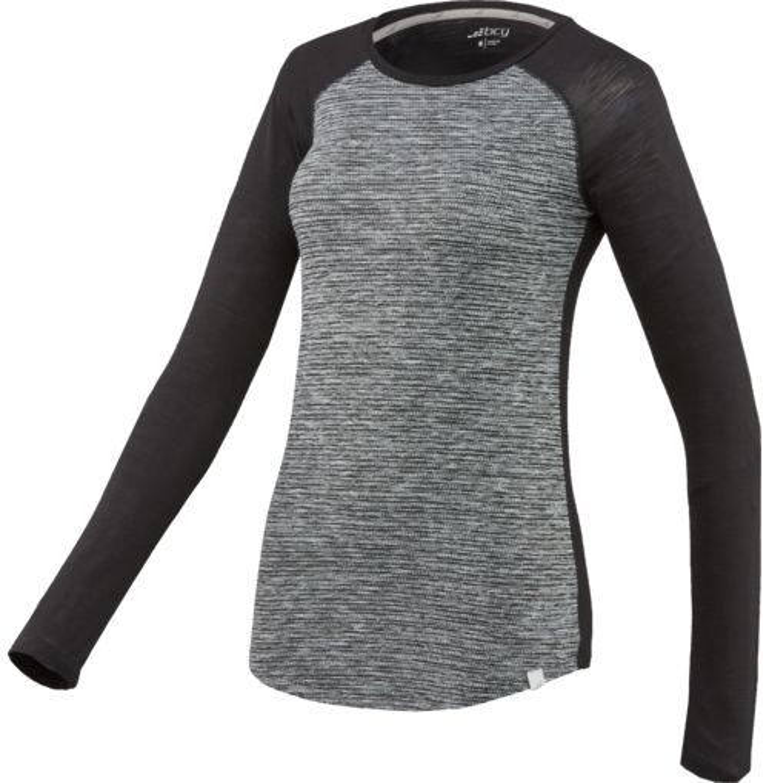 BCG™ Women's Color Block Long Sleeve T-shirt