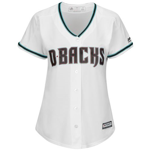 Majestic Women's Arizona Diamondbacks Cool Base Home Jersey