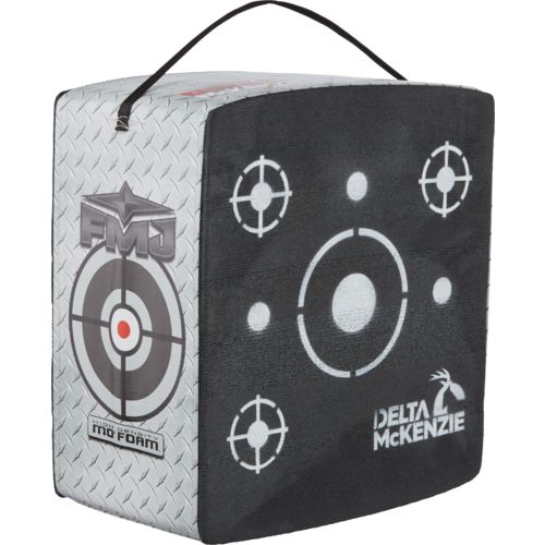 Shooting In Delta Colorado: Delta McKenzie FMJ Shotblocker Archery Target