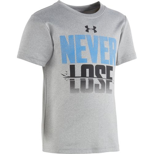 Under Armour® Toddler Boys' Never Lose T-shirt