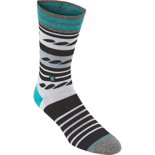 Stance Men's Tied Up Basketball Crew Socks
