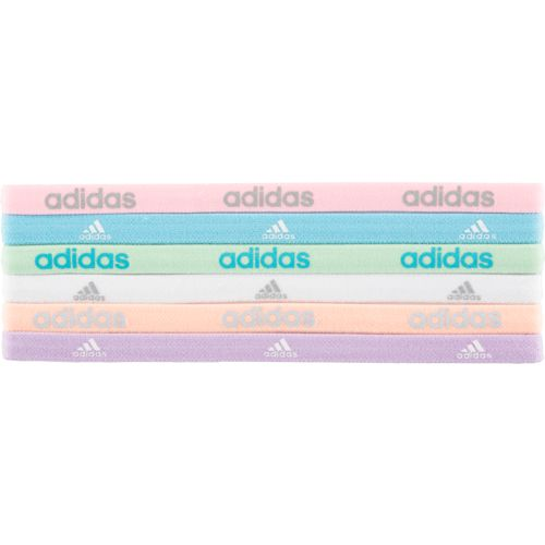 adidas Women's Fighter Hairbands 6-Pack