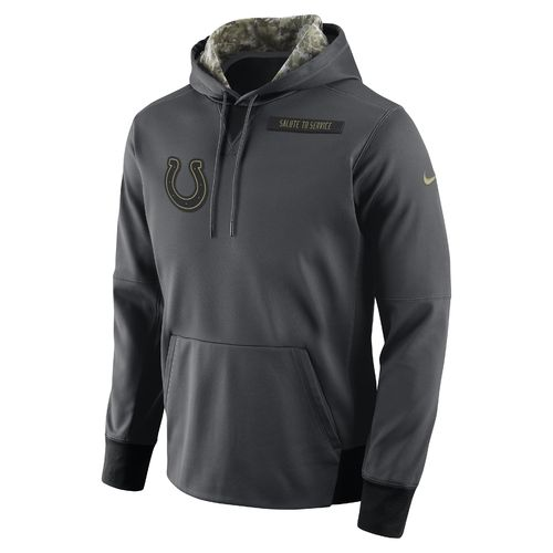 Display product reviews for Nike Men's Indianapolis Colts Salute To Service Player Fleece Pullover Hoodie