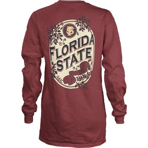 Three Squared Juniors' Florida State University Maya Long Sleeve T-shirt