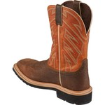 Justin Men's Stampede™ Square Toe Work Boots - view number 3