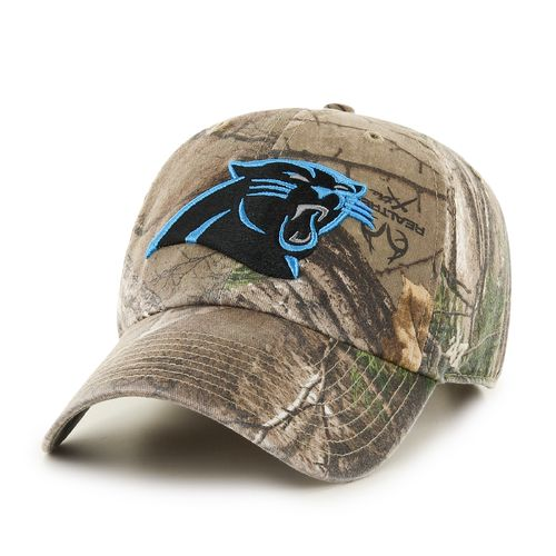 '47 Carolina Panthers Realtree Clean Up Cap
