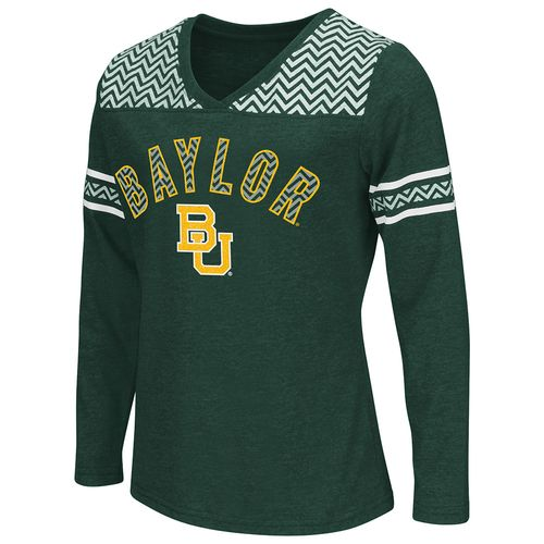 Colosseum Athletics™ Girls' Baylor University Cupie Long Sleeve