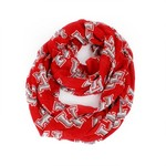 ZooZatz Women's University of Houston Infinity Scarf
