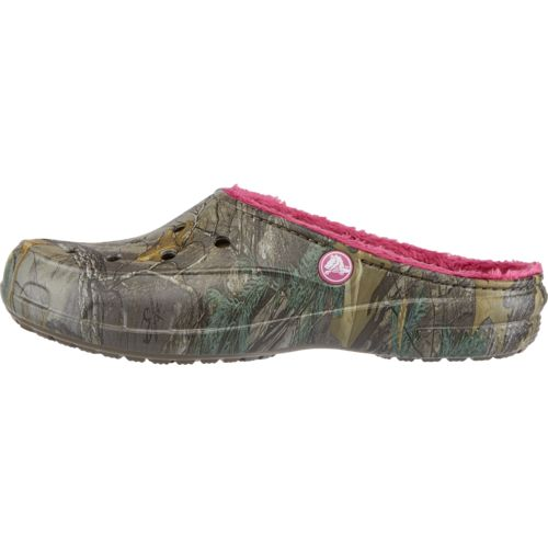 Crocs™ Women's Freesail Realtree Xtra® Lined Clogs