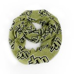ZooZatz Women's University of Central Florida Infinity Scarf