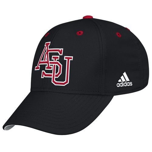 adidas™ Men's Arkansas State University Structured Flex Cap