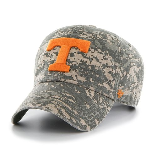 '47 University of Tennessee Officer Camo Cleanup Cap
