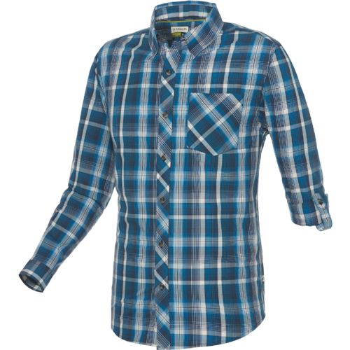 Magellan Outdoors™ Men's Woodlake Plaid Long Sleeve Shirt
