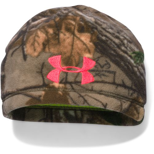 Under Armour™ Women's ColdGear® Infrared Scent Control Camo Beanie