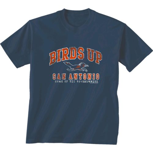 New World Graphics Men's University of Texas at
