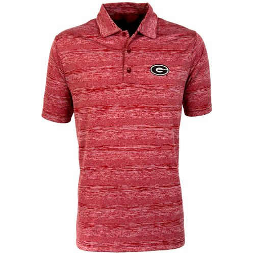 Antigua Men's University of Georgia Formation Polo Shirt