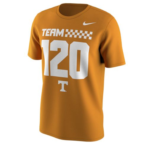 Nike™ Men's University of Tennessee Short Sleeve T-shirt