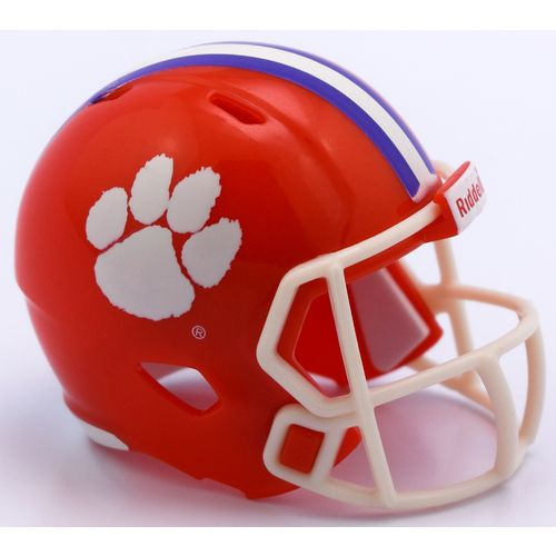 Riddell™ Clemson University Speed Pocket-Size Helmet