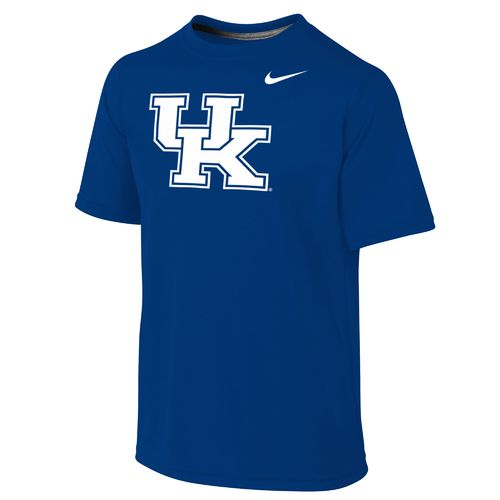 Nike™ Boys' University of Kentucky Dri-FIT Legend Short Sleeve T-shirt