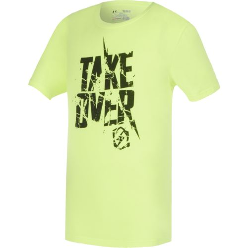 Under Armour Boys' Take Over T-shirt