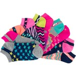 BCG Girls' No-Show Socks - view number 3