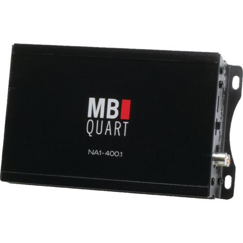 MB Quart NA1-320.4 Nautic Series Compact Powersports 400W Class D Amp