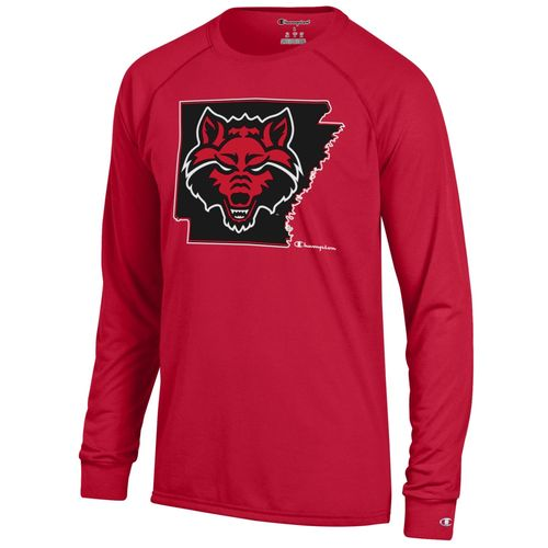 Champion™ Men's Arkansas State University Long Sleeve T-shirt