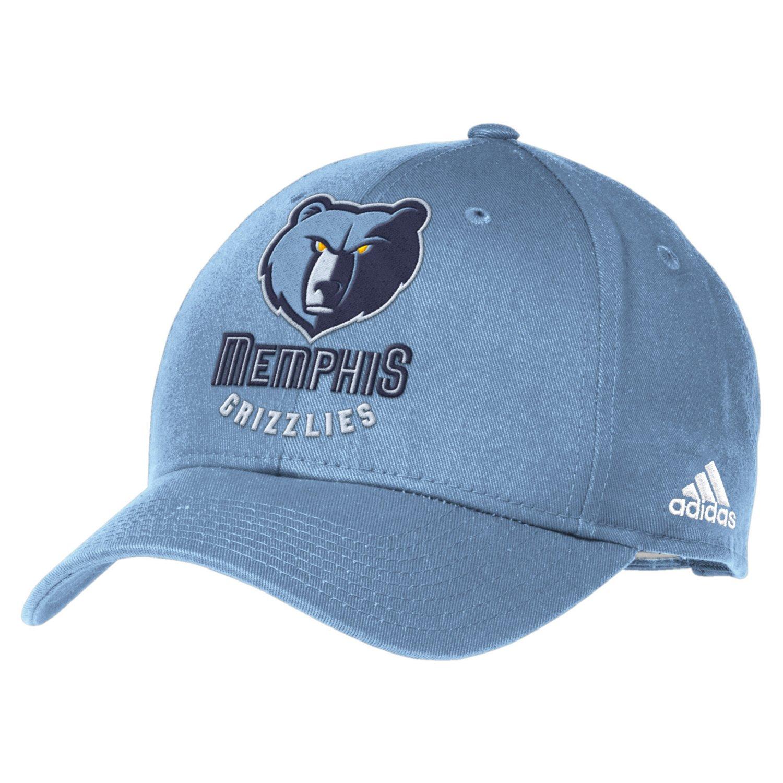 adidas™ Memphis Grizzlies Structured Adjustable Cap