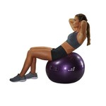BCG 55 cm Weighted Stability Ball - view number 7