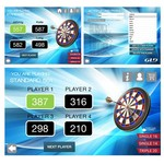 Viper V-Tooth 1000 Electronic Dartboard - view number 7