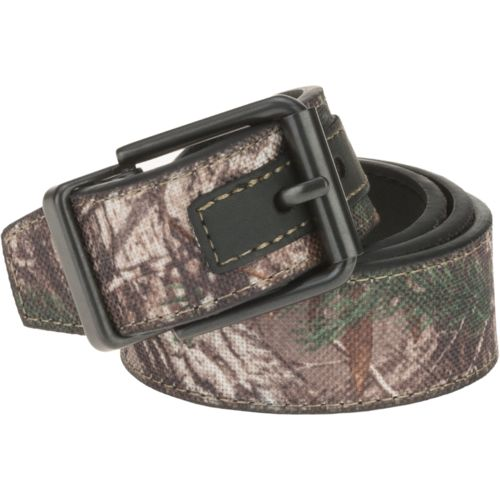 Game Winner Boys' Realtree Xtra Reversible Belt