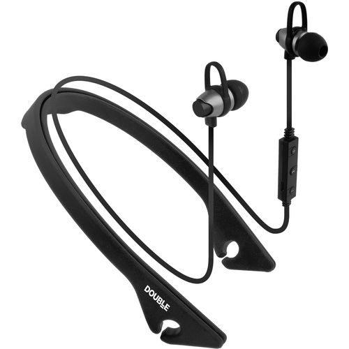 iJoy Double 2-in-1 Step-Up Logo Neckband