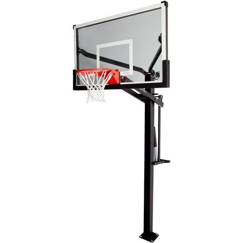 Lifetime Mammoth 54 in Inground Tempered-Glass Basketball Hoop