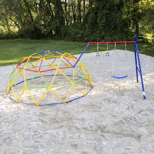 Skywalker Sports Geo Dome and Swing Set Combo - view number 10