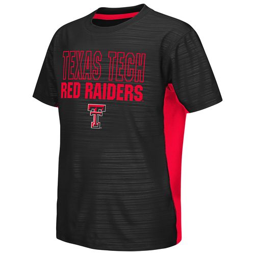 Colosseum Athletics™ Youth Texas Tech University In the Vault Cut and Sew T-shirt - view number 1